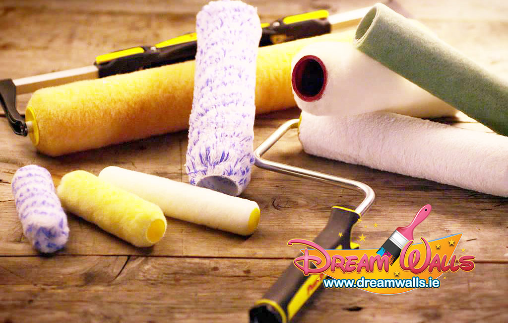 Purdy – How To Choose A Paint Roller Cover?